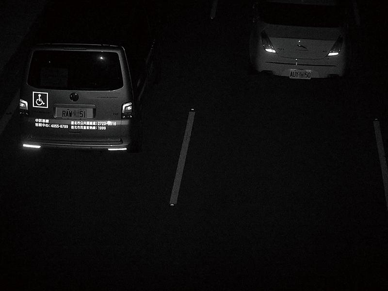 Capturing both reflective and non reflective license plates 1