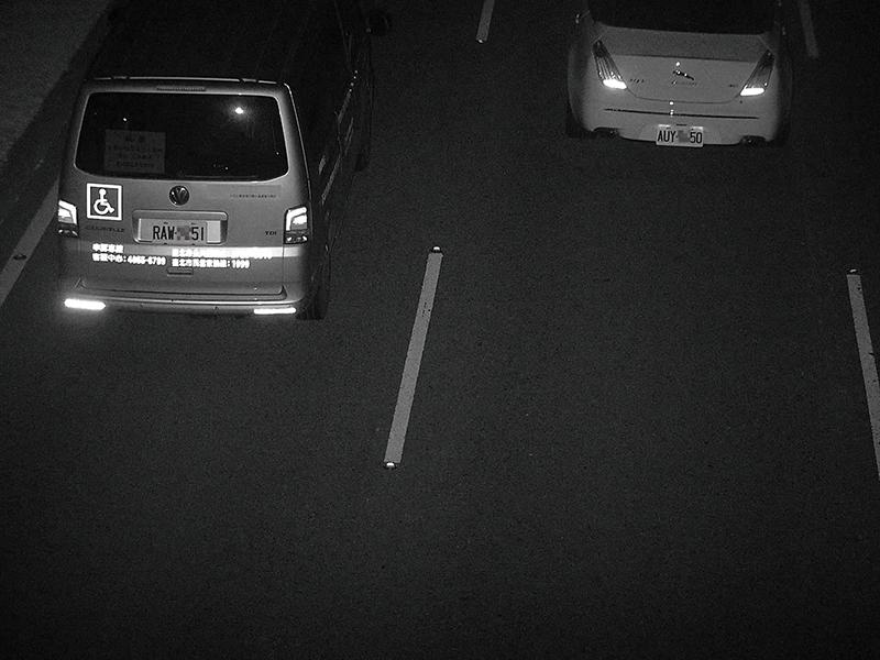 Capturing both reflective and non reflective license plates 2