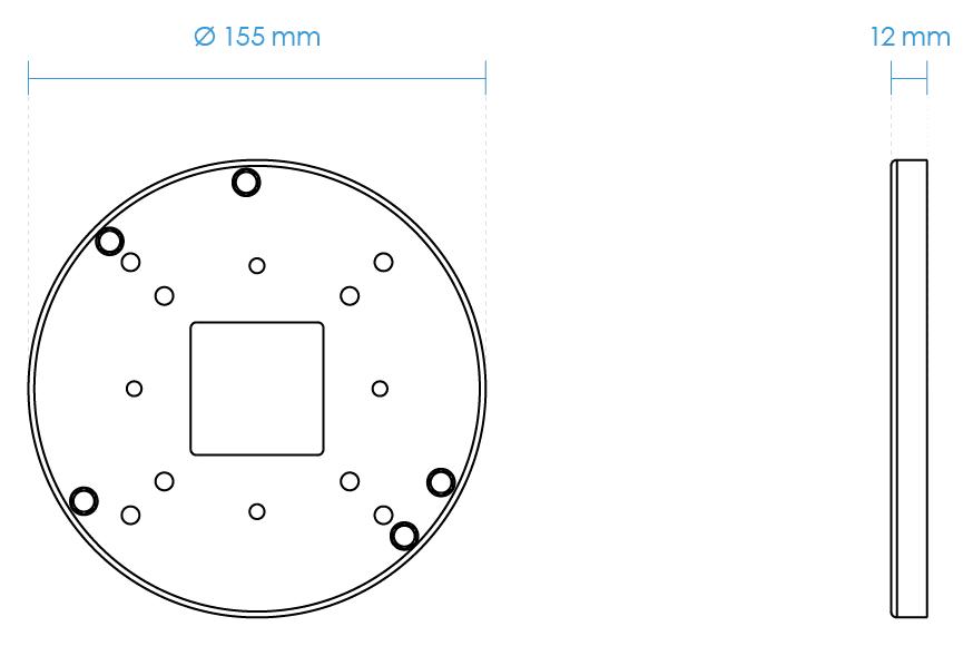 am 51c dimensions