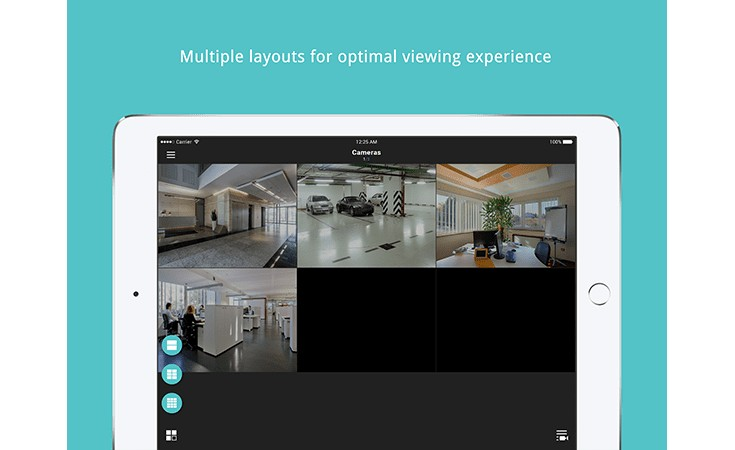 iviewer multiple layout