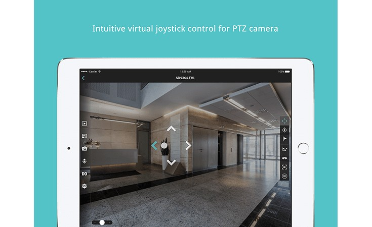 iviewer virtual joystick
